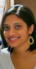 Lakshmi Sridaran Headshot
