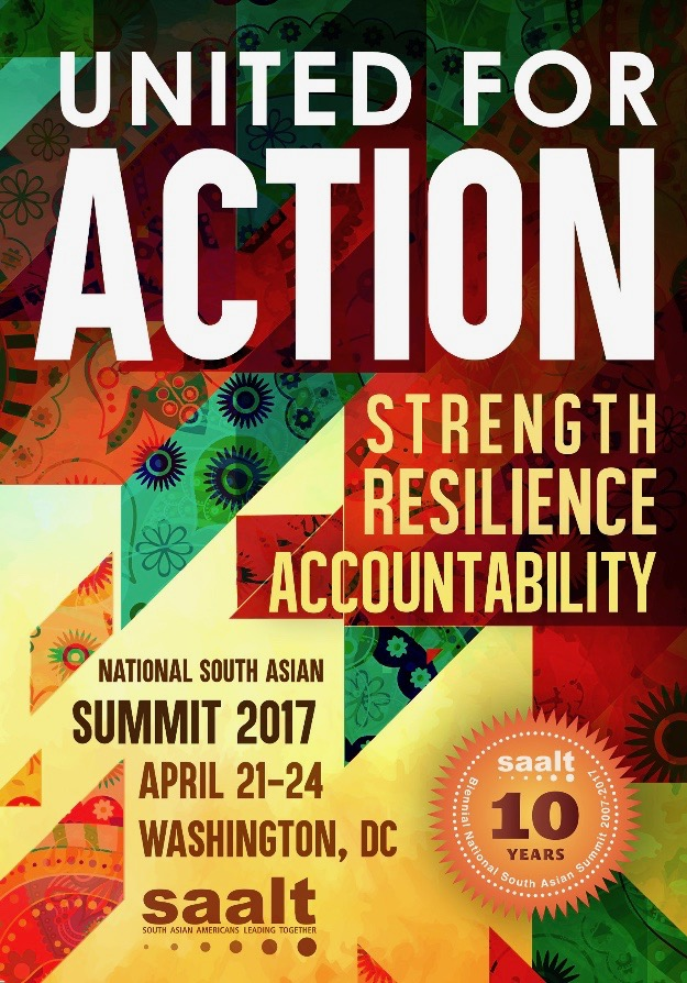 SAALT   Elevating South Asian voices and perspectives in the US National South Asian Summit          United For Action